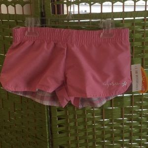 😎NWT Cool Kids Size 7/8 Reversable  Shorts 😎